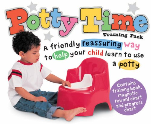Potty Time Training Pack