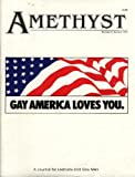 img - for Amethyst, No. 6, Summer 1990: A Journal for Lesbians and Gay Men book / textbook / text book