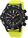 Timex Herren-Armbanduhr XL IQ Depth Gauge Analog Resin T2N958
