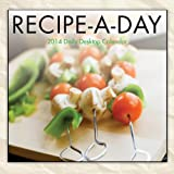 Recipe-a-Day 2014 Daily Desktop Calendar