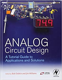 analog circuit design volume three 1st edition pdf