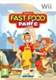 echange, troc Fast Food Panic (Wii) [Import anglais]
