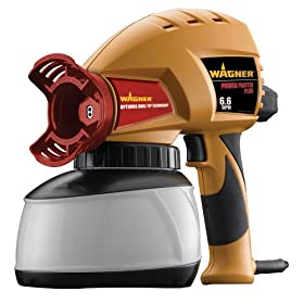 Wagner 0525001 Power Painter Plus with Optimus