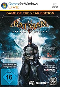 Batman: Arkham Asylum - Game of the Year Edition [Software Pyramide]