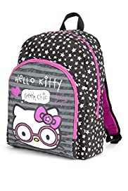 Hello Kitty Star Print Rucksack