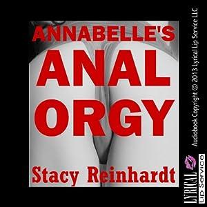 Annabelle's Anal Orgy Audiobook
