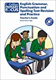 Rachel Axten-Higgs Collins Primary Focus - English Grammar, Punctuation and Spelling Test Revision and Practice: Pupil Resource