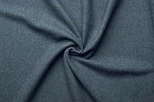 Aktivstoffe 41316 Hannah Wollstoff, 1 m, rauchblau
