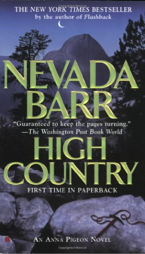 High Country (An Anna Pigeon Novel)