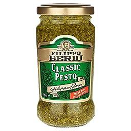 Filippo Berio Classic Pesto (190g) - Pack of 2