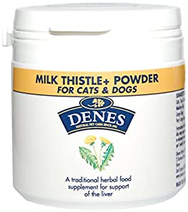 Denes Milk Thistle + Powder, 50 g