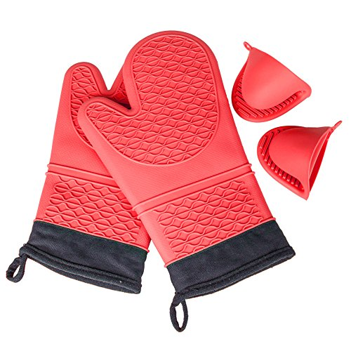 kedsum-heat-resistant-silicone-oven-gloves-with-non-slip-grip-1-pair-include-free-gift-pot-holder-ov