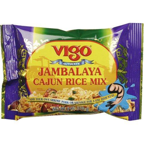 Купить Vigo Jambalaya Cajun Rice Dinner 6 Oz