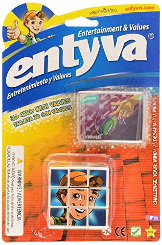 Yenuka Magic Cube  Puzzle Toy - Entyva