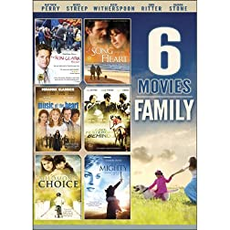 6-Film Family Pack