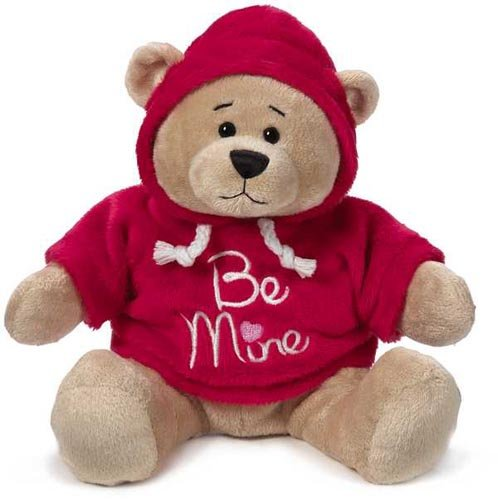 Ganz Hoodie Bear