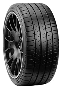 Michelin Pilot Super Sport Tire - 215/45R17 91Z XL