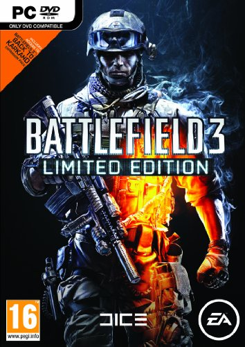 Battlefield 3 – Limited Edition [PEGI]