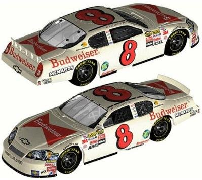 Dale Earnhardt Jr. #8 Budweiser / Father's Day / 2006 Monte Carlo SS / 1:64 Scale Diecast Car - Buy Dale Earnhardt Jr. #8 Budweiser / Father's Day / 2006 Monte Carlo SS / 1:64 Scale Diecast Car - Purchase Dale Earnhardt Jr. #8 Budweiser / Father's Day / 2006 Monte Carlo SS / 1:64 Scale Diecast Car (Action, Toys & Games,Categories,Hobbies,Die-Cast)