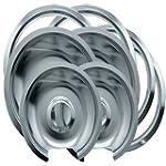 Range Kleen 1056RGE8 GE-Hotpoint Chro...