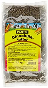 Panto Chinchillafutter, 5er Pack (5 x 1 kg)