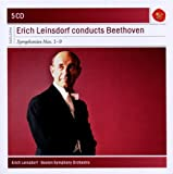 echange, troc  - Erich Leinsdorf conducts Beethoven Symphonies 1 - 9 (Erich Leinsdorf dirige les Symphonies de Beethoven)