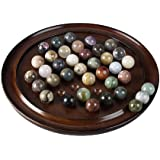 Authentic Models Solitaire Di Venezia 20mm Semi-Precious Marbles
