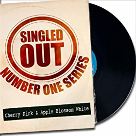 Singled Out, Number One Series - Cherry Pink & Apple Blossom White