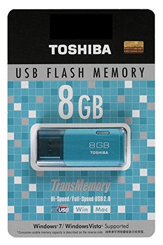 Toshiba 8gb USB 2.0 Transmemory Hayabusa Flash Drive