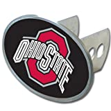 NCAA Ohio State Buckeyes Oval Hitch Cover