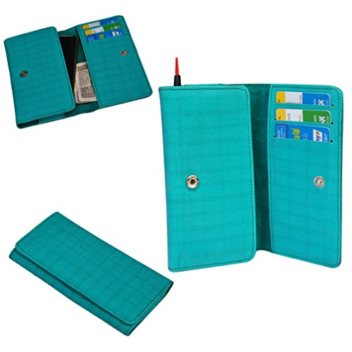 Ding Dong PU Leather Mobile Wallet Flip Pouch Case Cover For Lava Xolo A500 Club  available at amazon for Rs.289