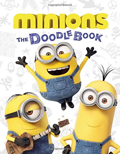 Minions. The Doodle Book