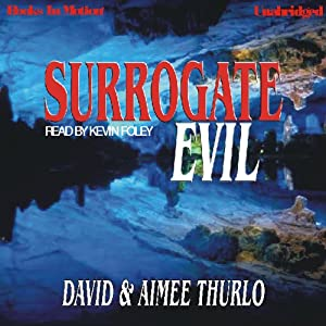 Surrogate Evil: Lee Nez, 4 | [David/Aimee Thurlo]