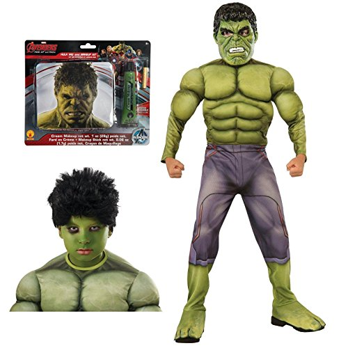 Avengers Hulk Child Costume Kit (Medium)