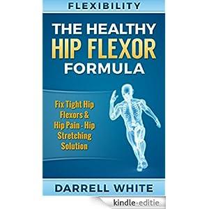 hip flexors may not lengthen
