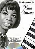 Partition : Simone Nina Play Piano With + Cd