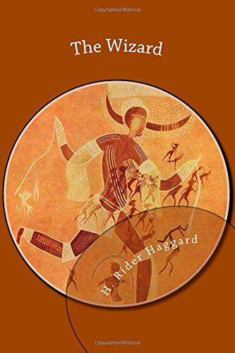 Cover of The Wizard by H. Rider Haggard