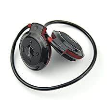 buy Firefish High Quality Bluetooth Wireless Stereo Headphones With Microphone, Bluetooth V4.1 Running Stereo Headset Earphones, Come With The Micro Usb Cable [Black]