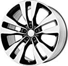 Wheel Replicas V1167 Dodge Charger SRT8 Machined Face and Lip/Black Window (22x9/5x115mm)