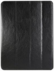 Reiko Fitting Case Apple Ipad3 Horse Skin Pattern Black