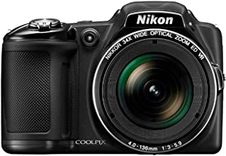 Nikon Coolpix L830 ( 16.76 MP,34 x Optical Zoom,3 -inch LCD )