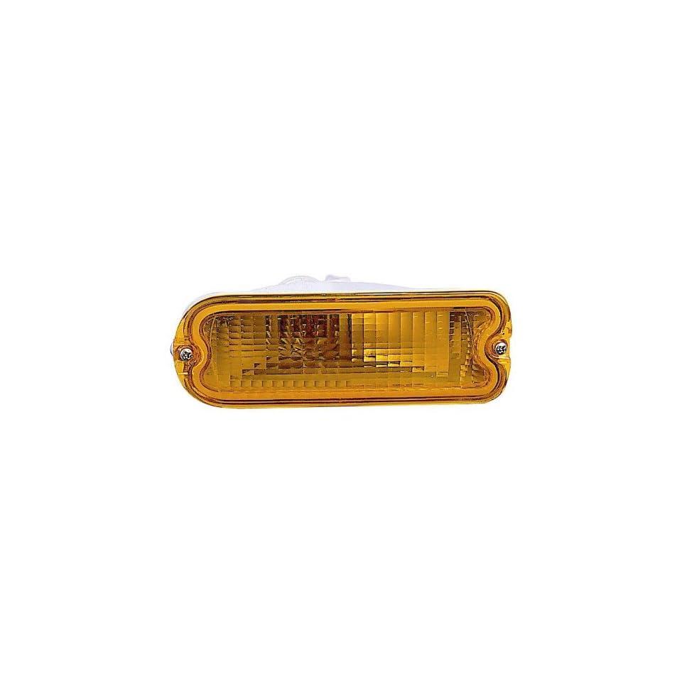 Depo 315 1611L US Nissan Quest Driver Side Replacement Signal Light Unit without Bulb