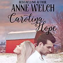 Carolina Hope Audiobook by Anne Welch Narrated by Dawn Sweet