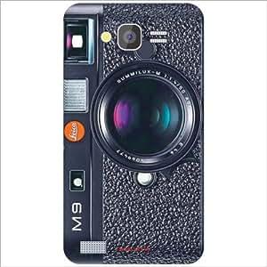 Design Worlds Back Cover Case For Samsung Galaxy Grand 2 (Multicolor)