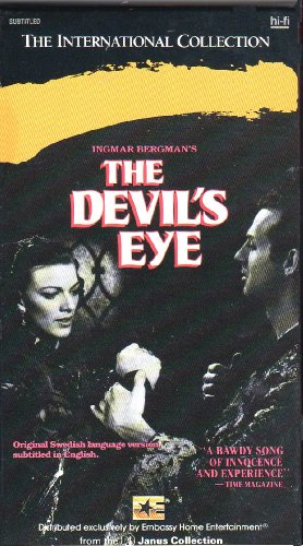 Devils Eye [VHS] (Eye Of The Devil compare prices)