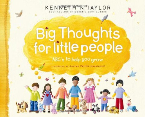 Big Thoughts for Little People: ABC's to Help You Grow (Big Words For Little Kids compare prices)