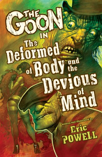 Eric Powell  Dave Stewart - The Goon Volume 11: The Deformed of Body and Devious of Mind