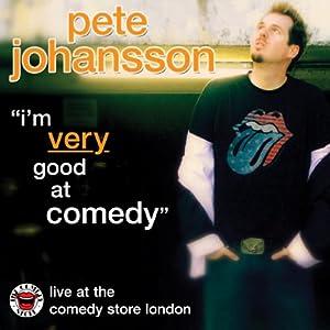 Pete Johansson Performance