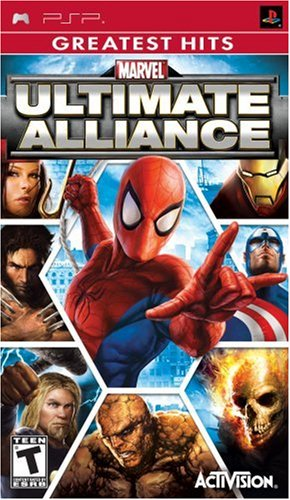 Activision Inc.-Marvel Ultimate Alliance