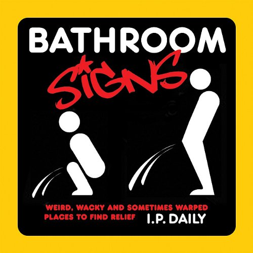 KEEP BATHROOM CLEAN SIGNS - How to keep your bathroom clean